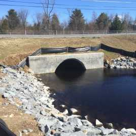 COMPLETED CULVERT REHABILITATION